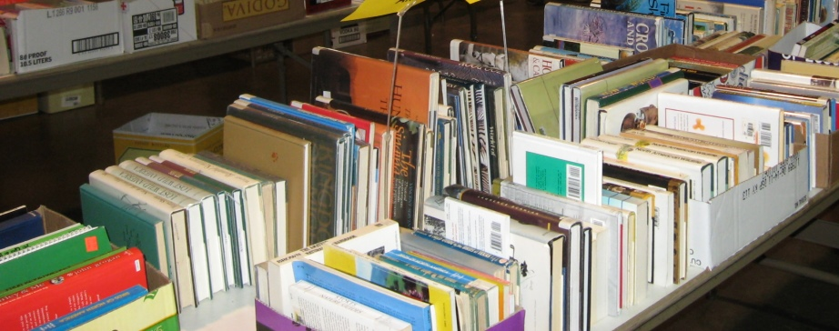 Donate Books | Friends of the Knox County Public Library